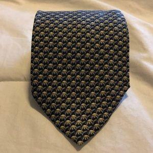 Brooks Brothers Silk Turtle Tie
